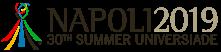 Napoli 2019 Sticky Logo