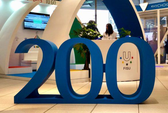 200 days to go