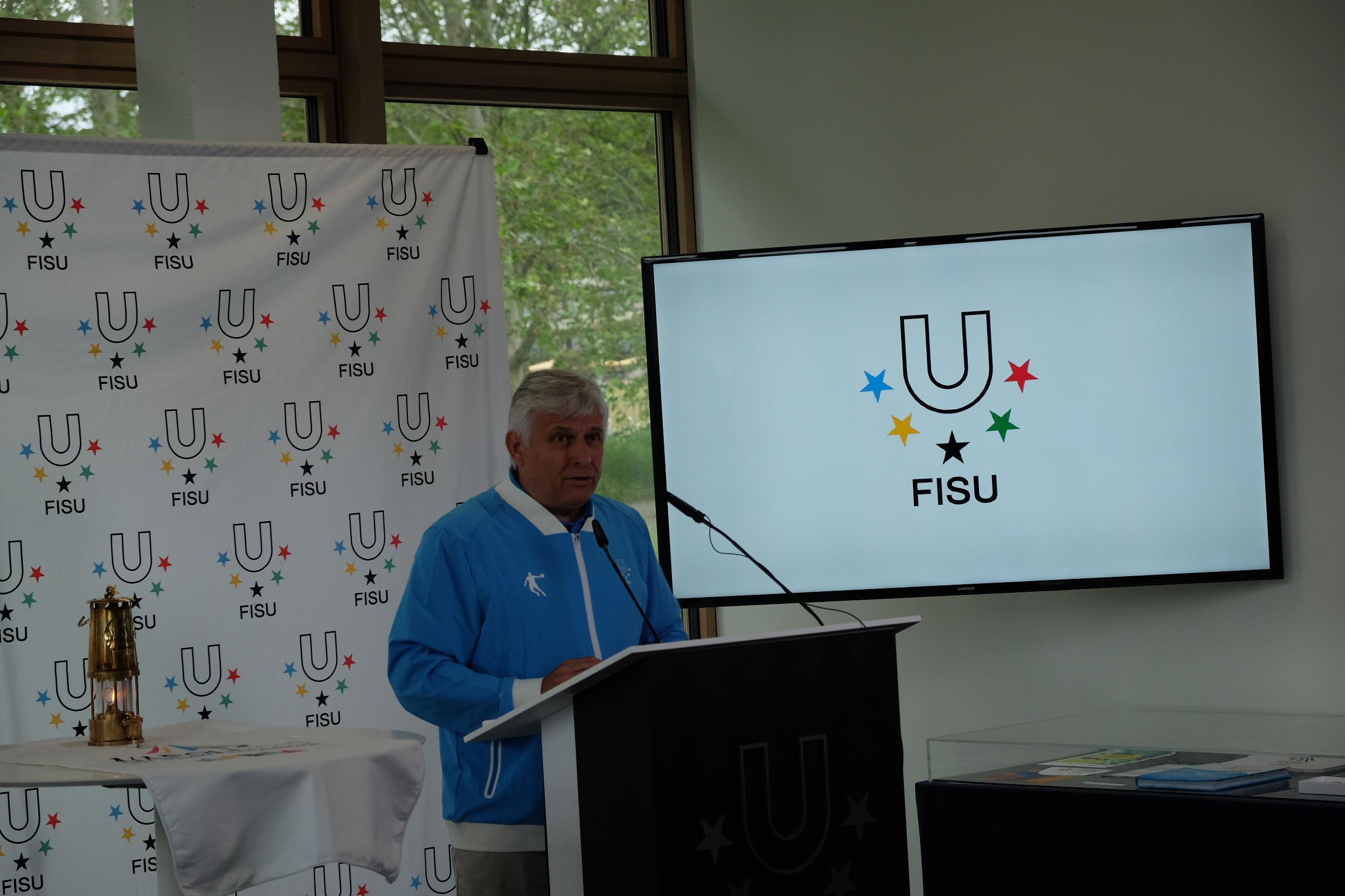 Losanna Torch Day Universiade 2019 Napoli