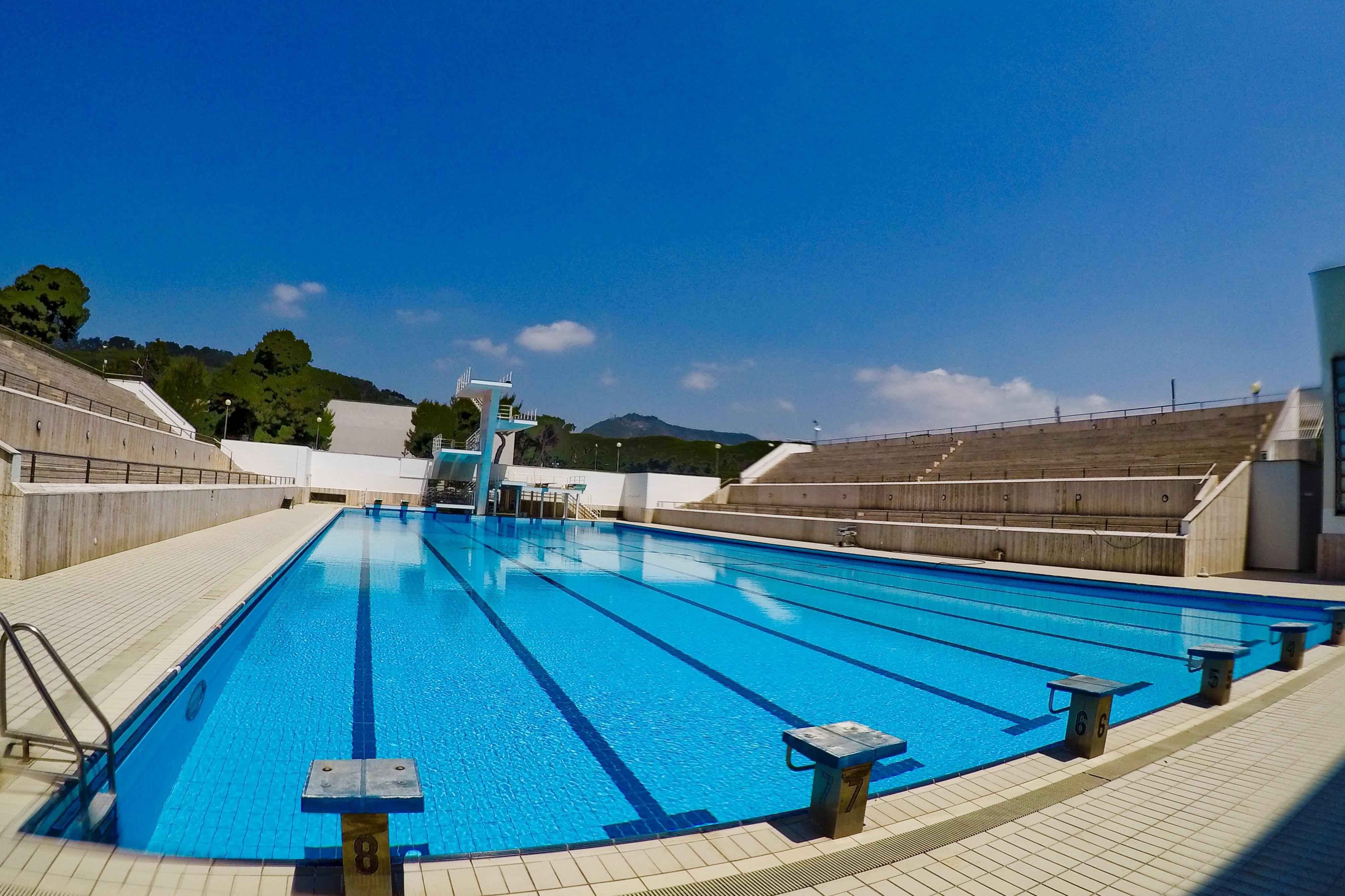 Piscina A Torre Del Greco dopo 40 anni tornano i tuffi alla piscina della mostra d