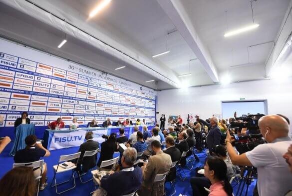 Conferenza Stampa presentazione Napoli 2019