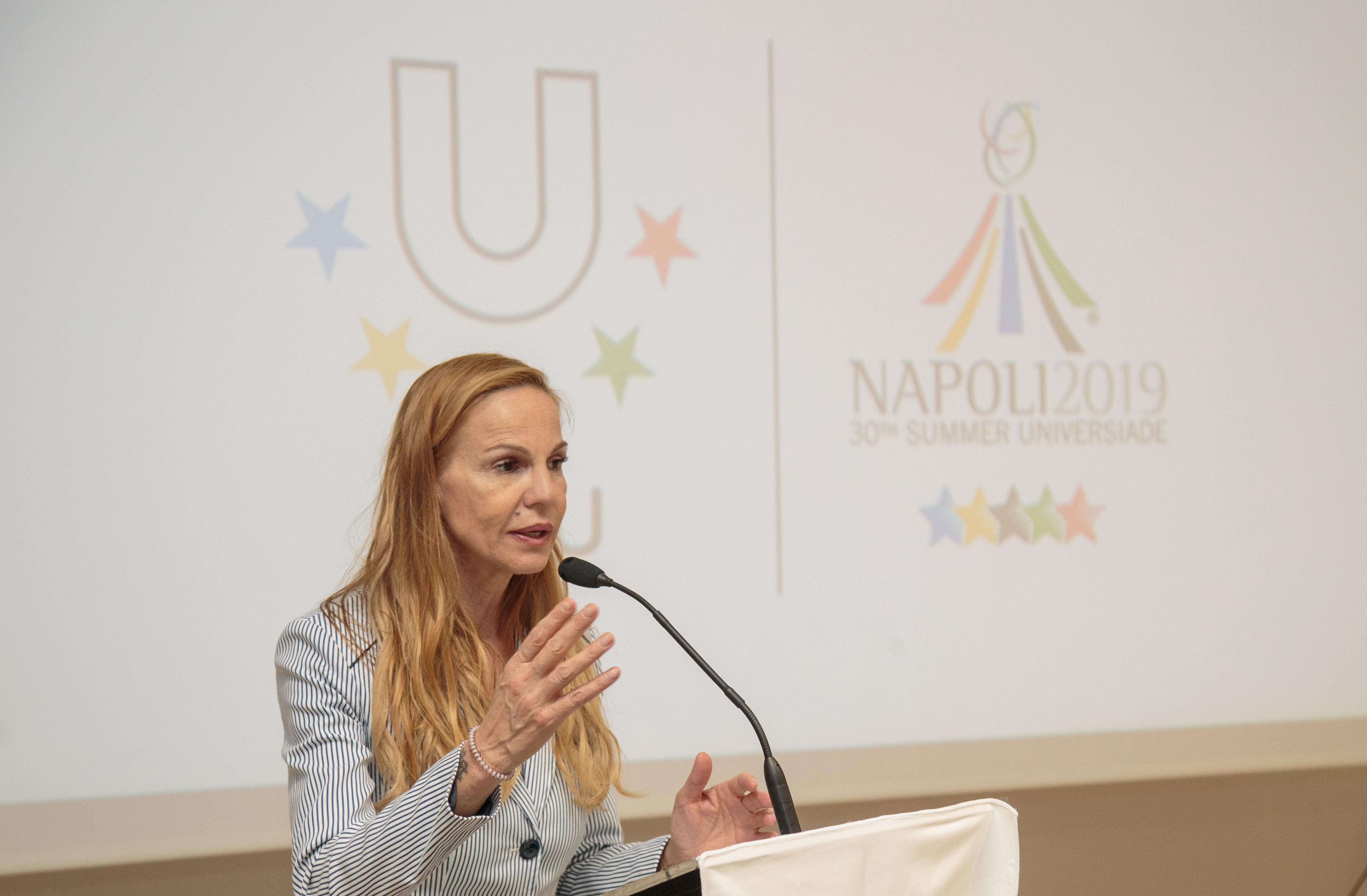 Torch Relay Napoli 2019 – Matera